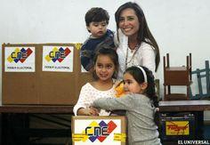 Patricia de Ceballos triunfa en San Cristóbal con 73.62% de los votos