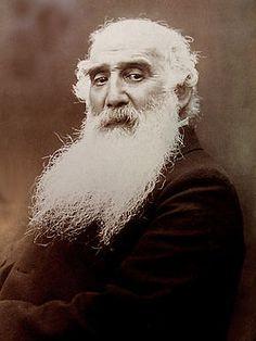 カミーユ・ピサロ(Camille Pissarro,)。19世紀フランスの印象派の画家。カリブ海の、当時デンマーク領だったセント・トーマス島生まれ。