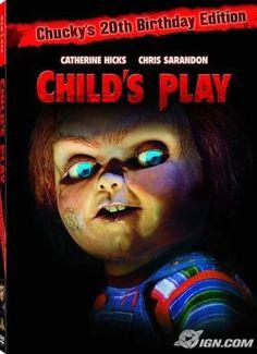 Scariest horror movie villian ever.