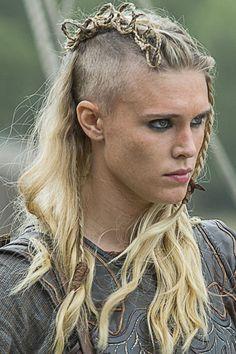 GALA WEISS - Porrun dans la série Vikings