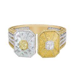 Collection Contrastes de Chanel Joaillerie.