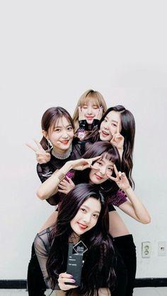Wendy, Yeri, Irene, Seulgi e Joy. Red Velvet アイリーン, Irene Red Velvet, Wendy Red Velvet, Seulgi, Good Girl, My Girl, K Pop, Kpop Girl Groups, Korean Girl Groups