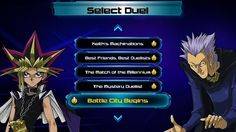 I'm gonna beat the shit out of this fucker right here. [Yu-Gi-Oh! Legacy of the Duelist]