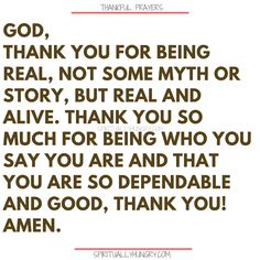 Here's a great batch of 30 thankful prayers for you. We are given so much, often times we focus on what we don't have or what we want, instead of being thankful for all that we have. These 30 short prayers will help you foster a thankful heart. Prayer For Forgiveness, Prayer For Peace, Prayer For You, Prayer Verses, Daily Prayer, Prayer Quotes, Bible Verses, Scriptures, Prayer Room