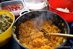 Curry, Ethnic Recipes, Food, Health Foods, Canning, Curries, Essen, Meals, Yemek