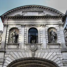 Temple Bar Temple Bar, London City, Banks, Louvre, History, Architecture, Building, Travel, World