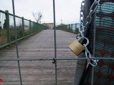 Al via i lavori nel ponte ciclopedonale sul fiume Pescara