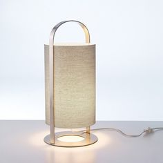 Basquet Table Lamp