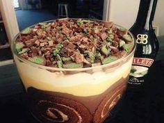 Baileys & Chocolate Trifle Recipe