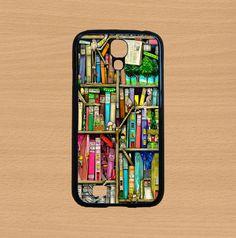 samsung galaxy s5 case,Book Library,samsung galaxy s3 mini case,samsung galaxy s4 mini case,samsung galaxy s4 case,samsung note 3 case. by Doublestarstar, $14.99
