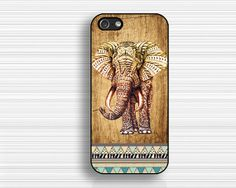 elephant iphone casewood iphone 5s caseelephant by case7style, $7.99