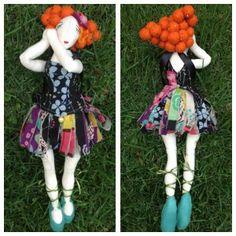 Dreamer - Art Dolls Madame Trapo