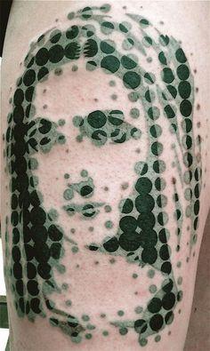 3D-Tattoos und surreale Tätowierungen von Jef Palumbo [Künstler der Woche]