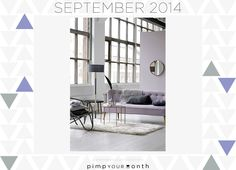 Pimp your SEPTEMBER in Violet Tulip and Paloma Grey  ...aspettando l'autunno!