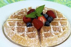 waffles przepis Yeasted Belgium Waffles – The Real Deal! Yeasted Belgium Waffles - The Real Deal! Waffle Recipes, Gourmet Recipes, Sweet Recipes, Yummy Recipes, Southern Recipes, Belgium Food, Travel Belgium, Belgium Waffles, Belgian Waffle Maker