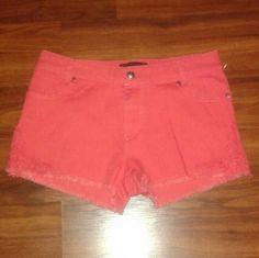 Shorts Shorts New without tags  Sz medium Shorts Jean Shorts