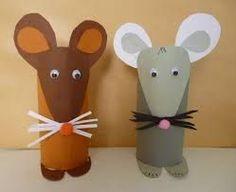 TP Roll mice