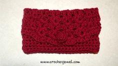 Crochet Jewel - YouTube