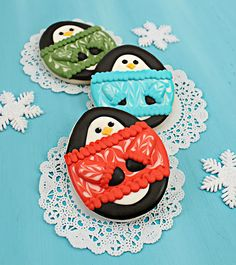 Biscottini invernali