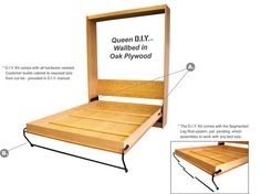 Do It Yourself Murphy Bed | Do It Yourself Bed Kits