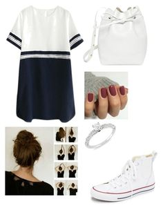 """""""Untitled #422"""" by rikey-byrnes on Polyvore featuring Mansur Gavriel, Ice and Converse"""