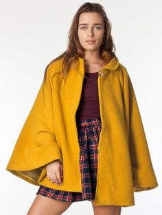 {want} american apparel cape
