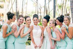 19 Pin Worthy Top Knots for Brides ~  we ❤ this! moncheribridals.com