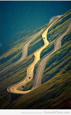 crazy roads in the world 16