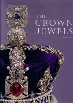 Crown Jewels - I could live in that dark little room....such beauty!