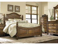 Bedrooms, La Conner Queen Panel Bed, Bedrooms | Havertys Furniture ...