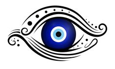 Nazar boncuğu (turkish/greek amulet against the evil eye)
