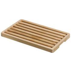 3561-M Tabla de cortar pan madera de haya