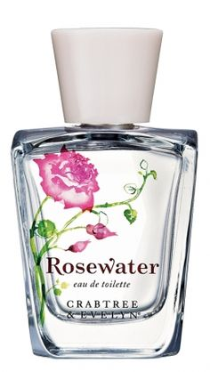 I love Crabtree & Evelyn Parfums:: and Rosewater is a favorite.. .