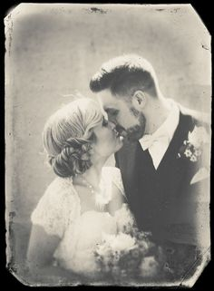 Wedding Photography Ideas : Old wedding photo  I  Petra Veikkola Veikkola   www.petraveikkola