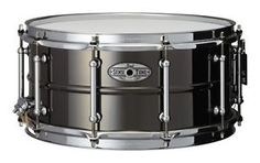New & Factory Sealed Pearl Sensitone STA1465BR 14x6.5 Black Nickel BrassSnare Drum - Free Ship USA - Ships Cheap Worldwide! http://stores.ebay.com/music-for-all-03   http://www.musicforall.biz/