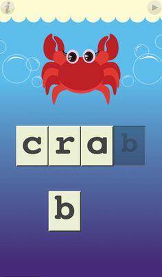 Spelling apps for kids