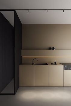 Kitchen interior design – Home Decor Interior Designs 3d Interior Design, Küchen Design, Home Interior, Interior Design Inspiration, Kitchen Interior, House Design, Scandinavian Interior, Casa Kardashian, 3d Kitchen Design