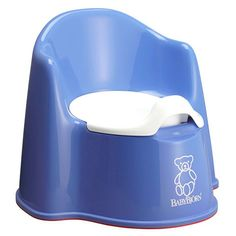 BabyBjorn Potty Chair, Multicolor