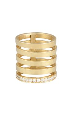 Floating Stacker with Diamonds