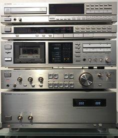Hi Fi System, Audio System, Sony Electronics, Valve Amplifier, Retro Radios, High End Audio, Hifi Audio, Audio Equipment, Audiophile