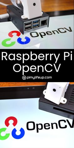 Compile OpenCV on the Raspberry Pi using a few simple steps. OpenCV is a collection of libraries that help with developing computer vision applications. Raspberry Pi Computer, Raspberry Pi Camera, Home Automation System, Smart Home Automation, Diy Electronics, Electronics Projects, Raspberry Projects, Plc Programming, Rasberry Pi