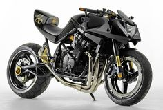 """Racing Cafè: Suzuki Katana """"spezial 66"""" by Custom Wolf"""