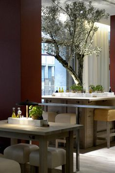 vapiano restaurant design
