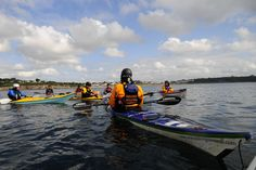 Learn how to sea kayak - properly!
