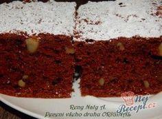 Mrkvánky s povidly Easy Smoothie Recipes, Easy Smoothies, Oreo Cupcakes, Pina Colada, Sweet Desserts, Tiramisu, Valspar, Muffins, Food And Drink