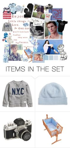 """""""Little things become big"""" by capfan2014 on Polyvore featuring art, Avengers, marvel, CaptainAmerica, steveandcassie and jamesrogers"""