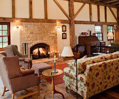 Charleston Barn Home   Heritage Restorations