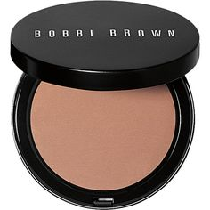 Bobbi Brown Illuminating Bronzing Powder ($40) ❤ liked on Polyvore featuring beauty products, makeup, cheek makeup, cheek bronzer, beauty, accessories, faces, colorless and bobbi brown cosmetics