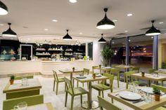 MAYBURY | Kährs #Oak Limestone installed in the recently opened #Maybury Supermarket & Deli in #Dubai #Marina. Designed by Br&nd Creative.