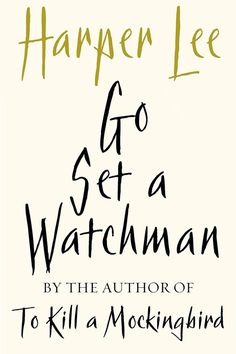 The rumored cover for Harper Lee's new novel, Go Set a Watchman, surfaces on Amazon.   - HarpersBAZAAR.com